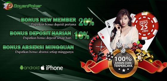 Agen Poker Bandar Ceme Online Terpercaya